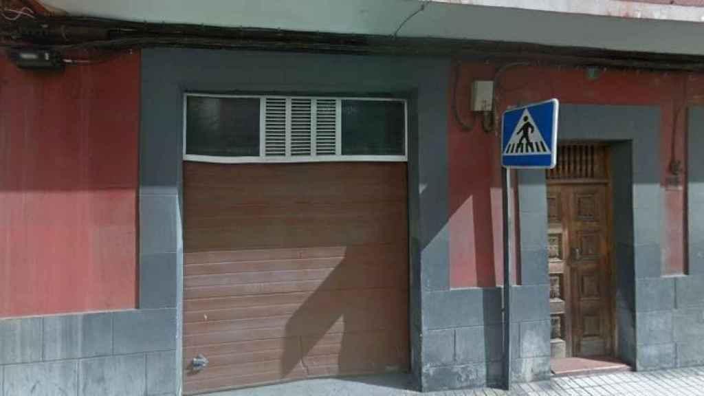 Número 34 de la calle Pérez del Toro.