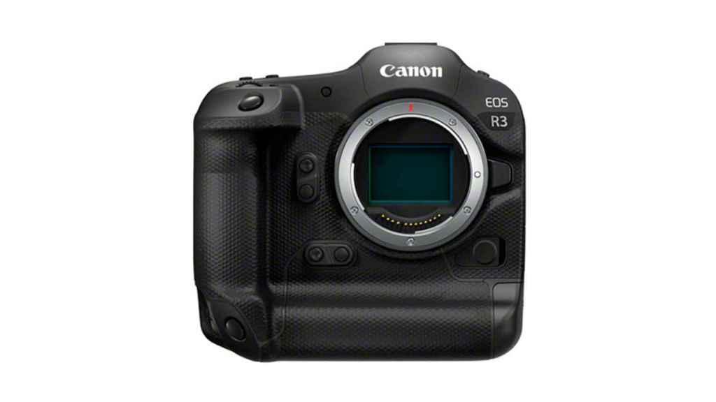 Canon EOS R3.