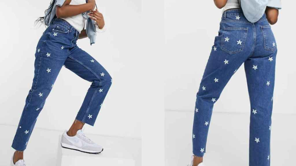 La firma New Look cuenta con una versión 'low-cost' de este diseño.