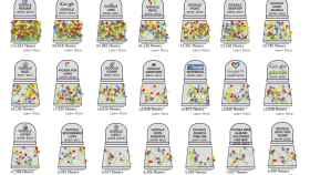 El cementerio digital de la innovación de Google. Foto: Adolfo Plasencia