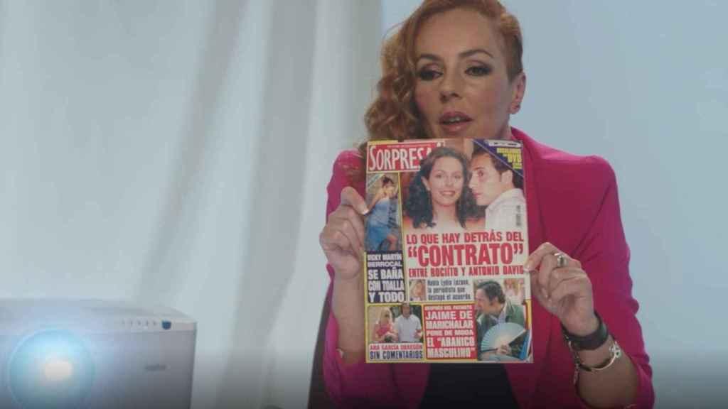 La revista que negoció Lydia Lozano en connivencia con Flores.