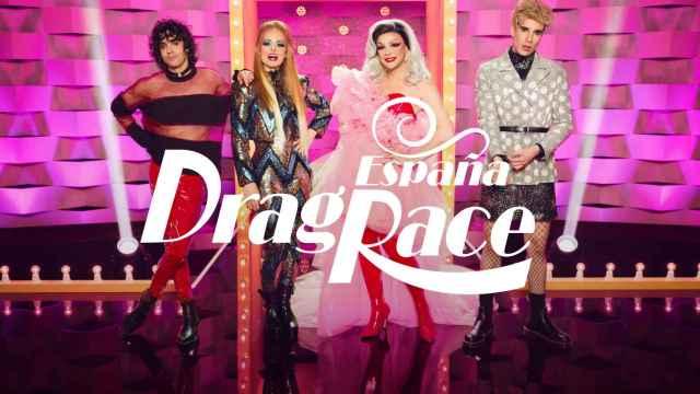 Carteles oficiales de 'Drag Race España' con Supremme de Luxe, los Javis y Ana Locking