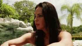 Olga Moreno ha hablado de Rocío Carrasco desde su primer día en 'Supervivientes'.
