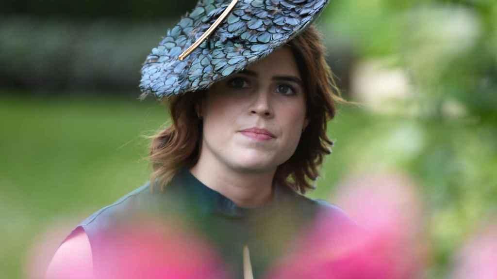La princesa Eugenia de York.