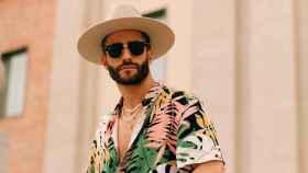 Pelayo Díaz luciendo una camisa de Malibu Outfitters.