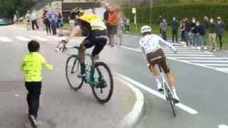 La batalla contra la polémica de los bidones y el ciclismo