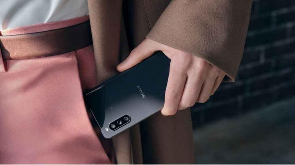 Sony Xperia 10 III negro
