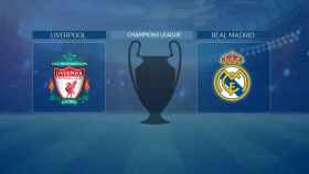 Streaming en directo | Liverpool - Real Madrid (Champions League)