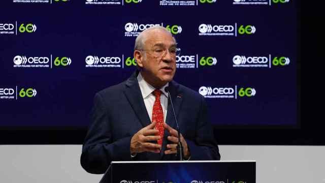 Ángel Gurría, de la OCDE.