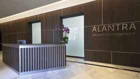 Oficinas de Alantra.