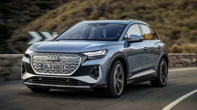 Audi Q4 e-tron: Un nuevo SUV eléctrico que supera los 500 kilómetros de autonomía