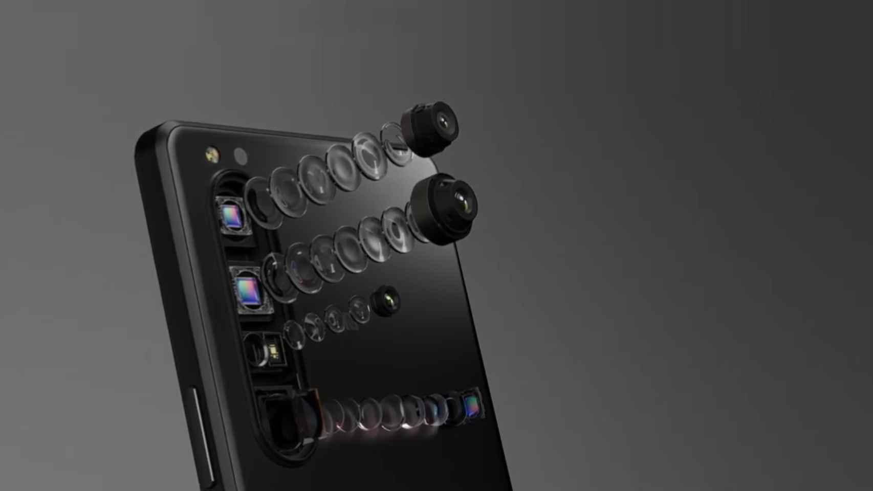Así dispara el nuevo Sony Xperia 1 III