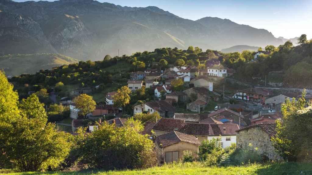Asiegu, Asturias.