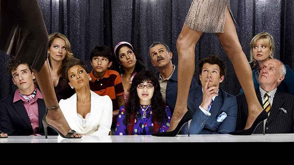 America Ferrara es 'Ugly Betty'.
