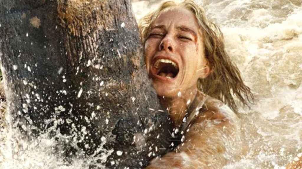 Naomi Watts en 'Lo imposible'.