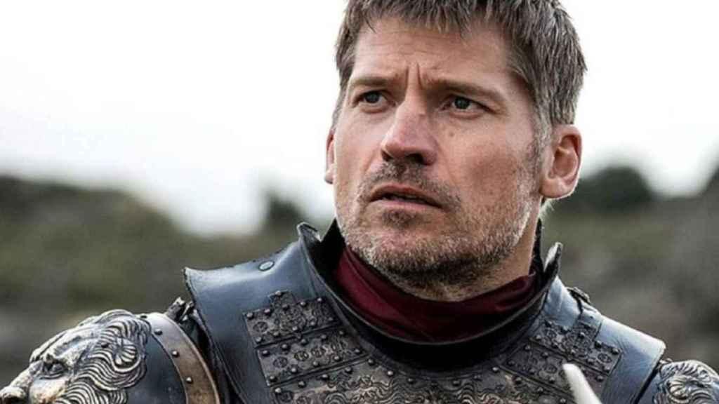 Jamie Lannister en 'Juego de tronos'.