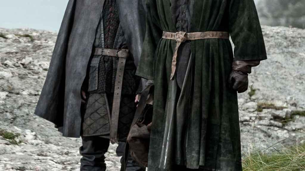 Ser Davos y Gendry salieron de Lecho de Pulgas.