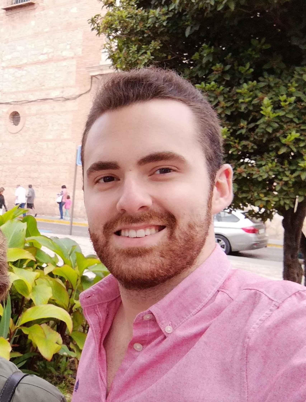 El médico y número 1 en el MIR 2021, Daniel Gómez.