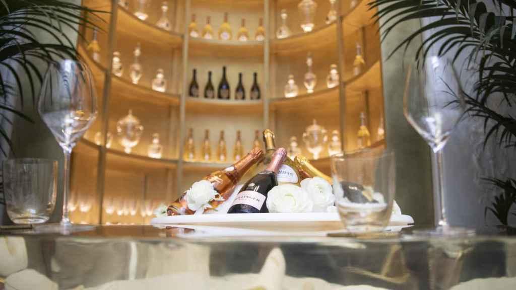 Hotel Ritz de Madrid.