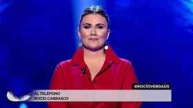 Rocío Carrasco para la emisión de su serie y acudirá al plató el próximo miércoles