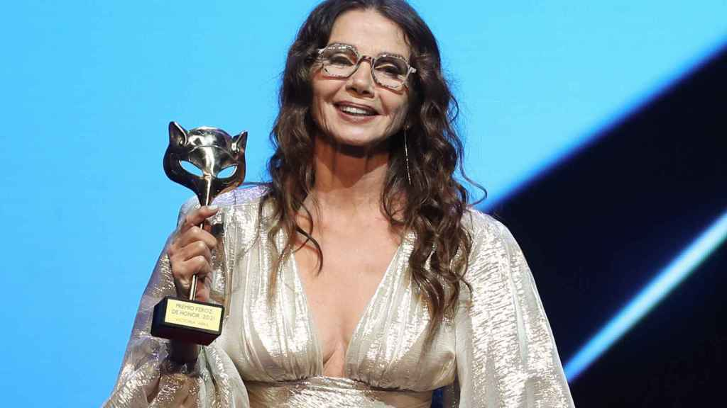 Victoria Abril concursará en 'MasterChef Celebrity'.
