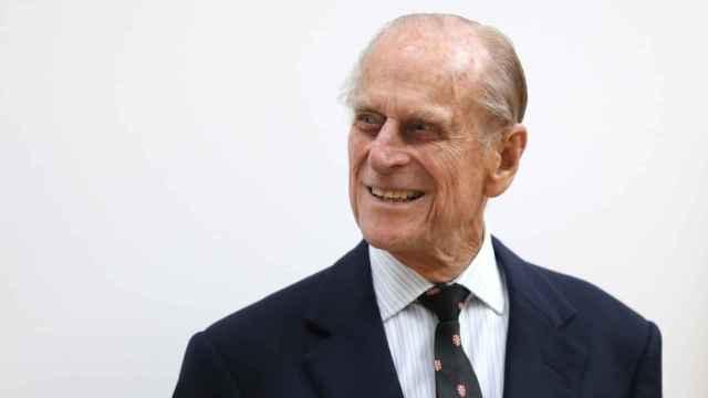 El duque de Edimburgo, en una imagen compartida por la Casa Real británica.