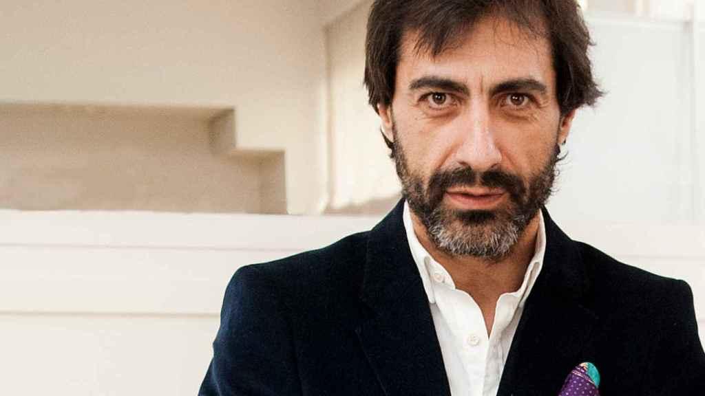 Juan del Val verá su última novela hecha serie.
