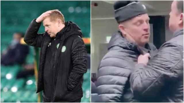 Las imágenes del deporte: el alarmante estado de Neil Lennon tras su despido del Celtic