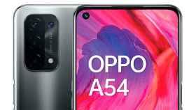 El 5G llega al OPPO A54: características, mejoras y precio