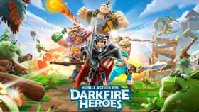 Llega lo nuevo de Rovio: Darkfire Heroes, un RPG de acción con combate automático