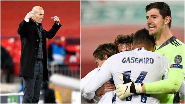 Zidane y el Real Madrid