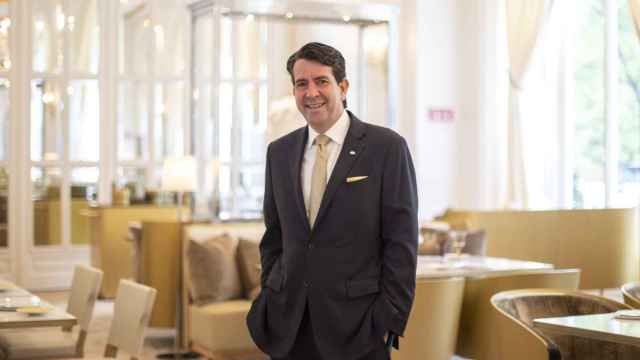 Greg Liddell, director general del hotel Ritz de Madrid.