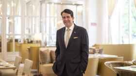 Greg Liddell, director general del hotel Ritz de Madrid.