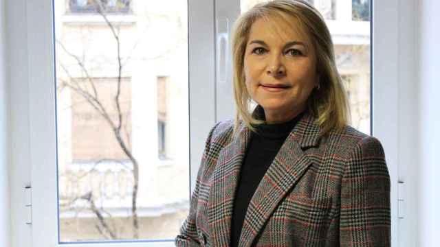 Cristina Contel, presidenta la comisión de Sanidad y Asuntos Sociales de la CEOE.