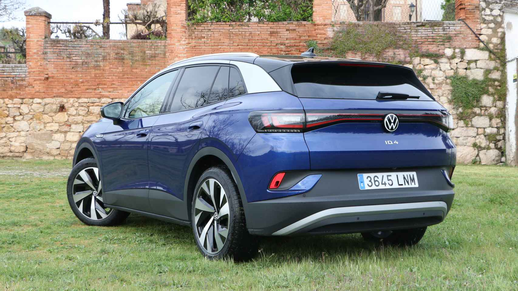 Volkswagen ID.4: Todas las fotos del nuevo SUV eléctrico con 500 kilómetros de autonomía