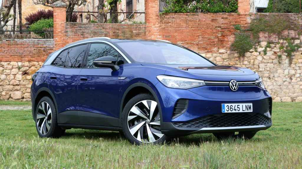 Versión probada del Volkswagen ID.4 con el motor de 204 CV y la batería de 77 kWh.