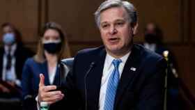 Christopher Wray, director del FBI.