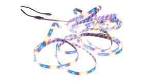 Tiras LED de Aldi.
