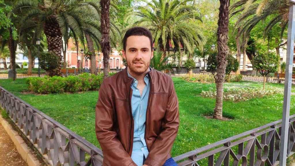 Daniel Gómez (24), el número 1 del MIR 2021.