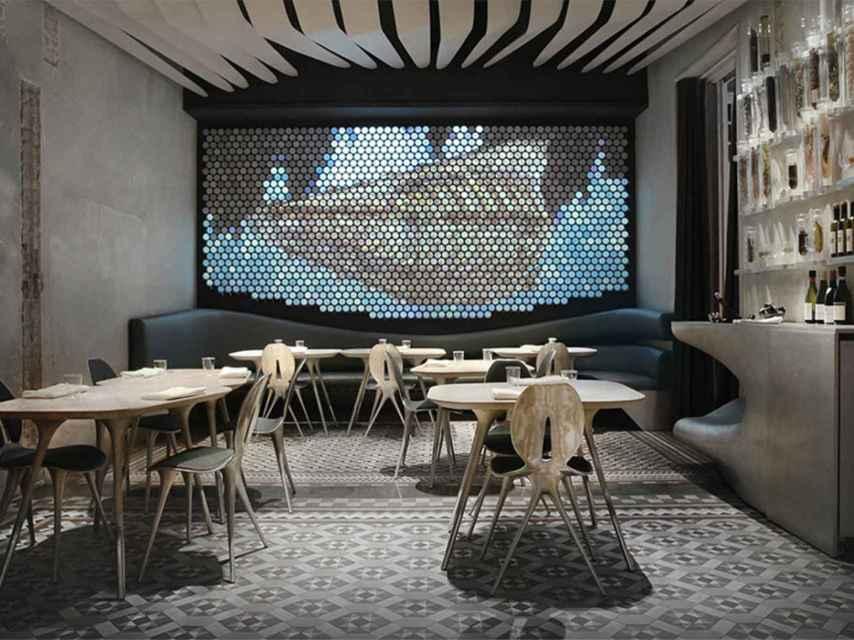 Alkimia está considerado como uno de los restaurantes más bonitos del mundo.