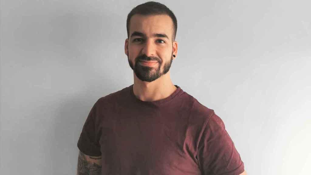 Guillermo M. Gauna-Vivas, fundador de Ayúdame3D