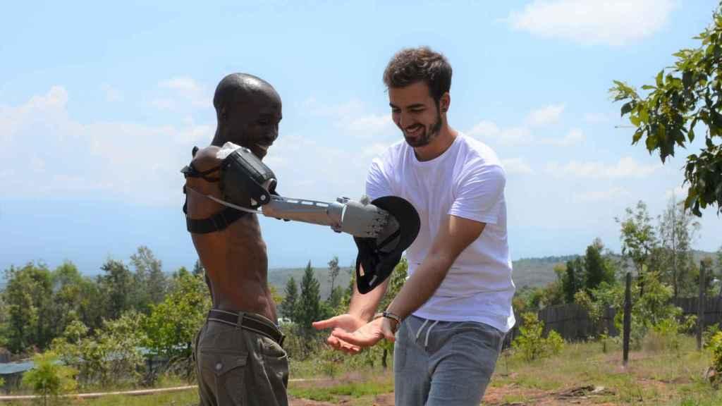 Proyecto de Ayúdame3D en África