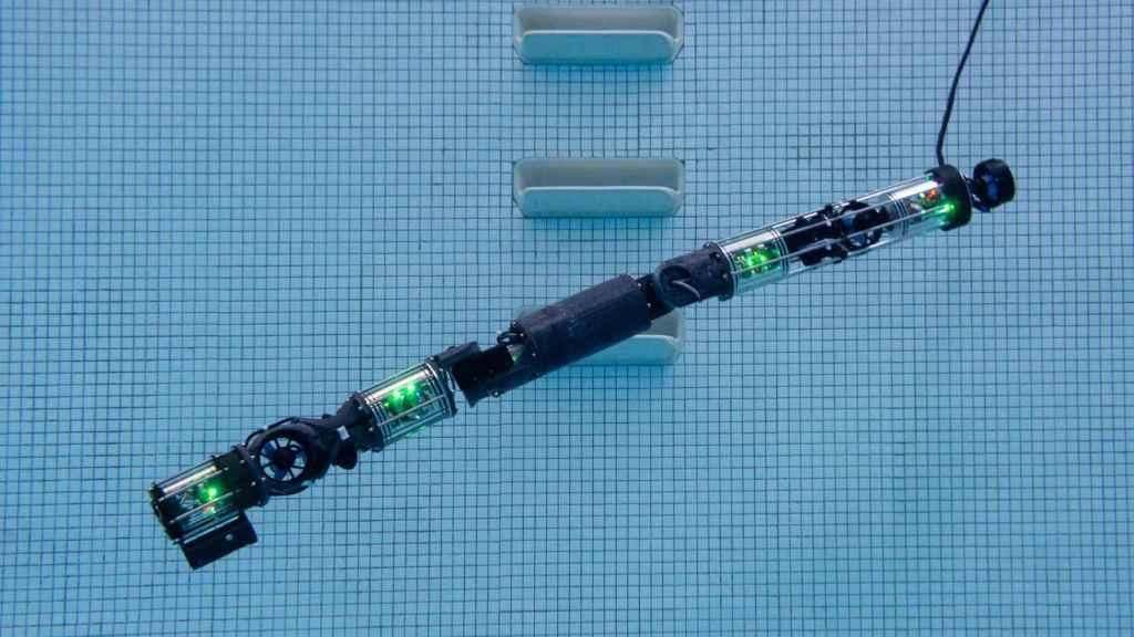 Robot serptiente