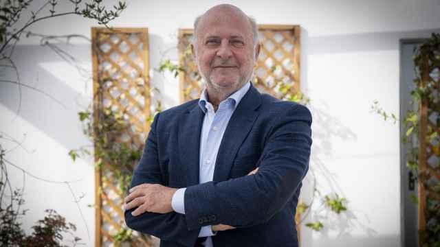 El doctor Pedro Jaén,  jefe del servicio de Dermatología del Hospital Ramón y Cajal y director de Grupo Pedro Jaén.