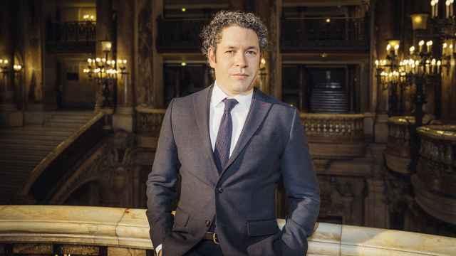 El venezolano Gustavo Dudamel.