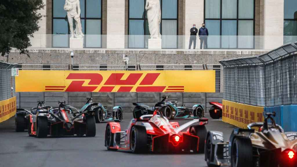 La Fórmula E en el Gran Premio de Roma