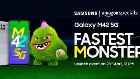 Samsung confirma el lanzamiento de su primer Galaxy M con 5G