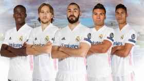El club de los 3.000 del Real Madrid