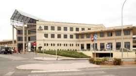 Estación del AVE de Ciudad Real. Foto: Adif