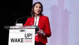 Reyes Maroto, ministra de Industria, Comercio y Turismo, en 'Wake Up, Spain!'.